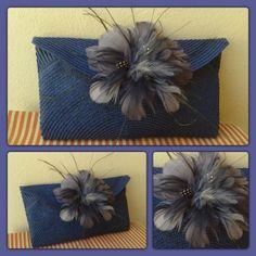 image Diy Clutch, Diy Purse, Clutch Purse, Trendy Purses, Crochet Clutch, Bridal Clutch, Net Bag, Felt Art, Creative Art