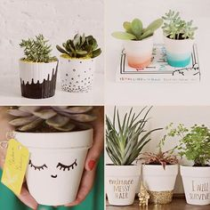 faça você mesmo, diy, objetos de decoração, faça facil, decorar mais por menos, decoração barata, do it yourself, dyi, faça vc mesma, como decorar minha casa, diy faça você mesmo, vasinho para plantas, vaso para plantas, vaso para planta, vaso para cacto