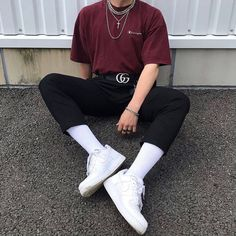 streetwear fashion Streetwear on Instagra - fashion Edgy Outfits, Mode Outfits, Retro Outfits, Grunge Outfits, Grunge Fashion, Urban Fashion, Cochella Outfits, Fashion Fashion, Vintage Outfits