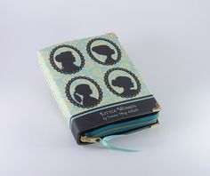 Little Women Book Clutch by psBesitos on Etsy