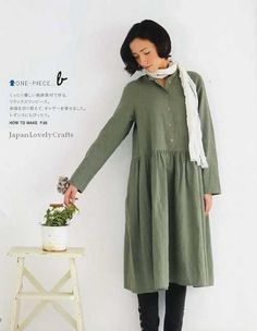 My Clothes Sewing by Yoshiko Mizuno  Japanese by JapanLovelyCrafts, $27.50