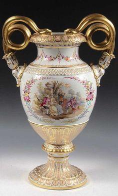 Meissen Porcelain, 1895 (Erdinç Bakla archive)