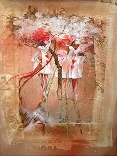 """Alice In Wonderland Poster -""""Painting the Roses Red"""""""