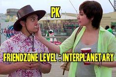 What PK told us ! - Jokose