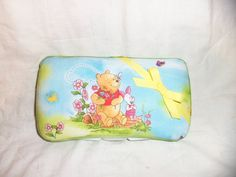 Custom Covered Baby Wipe Case Winnie the Pooh by MimiDesigns1, $12.00