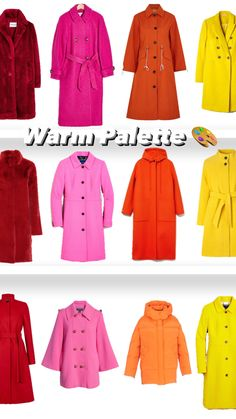 Joyful, beautiful and in style, these cosy picks will keep you warm all winter long. In my selection, faux-fur, wool, quilted, nice textures that will surely meet your winter coat expectations. #colourfulcoats #colorfulcoatoutfit #purplecoat #yellowcoat #orangecoat #pinkcoat #purplecoatoutfit #colorfulcoat #longcolorfulcoats #tallfashionblog #colorfulwintercoats #coatstyle #colorfulcoattrends