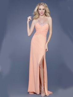 Empire Sweetheart Beading Sleeveless Floor-length Tulle Prom Dresses / Evening Dresses