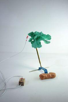 Teemu Salonen design objects, lamps