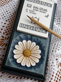 Kuchyňský zápisníček, KOPRETINA Handmade, Decor, Hand Made, Decoration, Decorating, Handarbeit, Deco