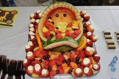 Baby Fruit Stoller