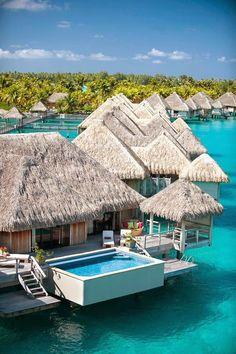 The St. Regis Bora Bora, French Polynesia