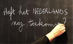 Heeft het Nederlands nog toekomst?