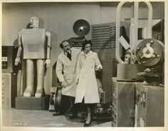 Sex Kittens Go to College (also known as Beauty and the Robot) - 1960