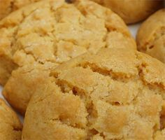 Cookies with out butter Dairy Free Recipes, My Recipes, Mexican Food Recipes, Sweet Recipes, Cookie Recipes, Dessert Recipes, Favorite Recipes, Childrens Meals, Sweet Cooking