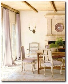 70 Picture Inspirations Of French Provence Style Interiors,