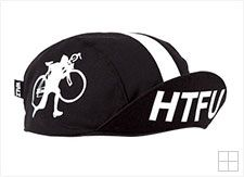 HTFU Black/White Cotton RS