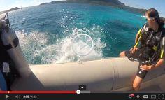 Scuba diving in Bora Bora with sharks. #sharkweek #tahiti #paradise #travel #adventure #scuba #sharks #snorkel #video