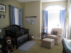 neutral twin nursery ideas | Twin boys' nursery, This is the nursery room for our twin boys!, We ...