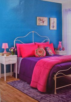 Um quarto - outras cores.