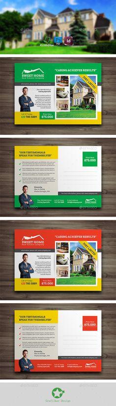 Minimal Real Estate FlyerFeature Sheet Pinterest Real Estate - Photoshop real estate flyer templates