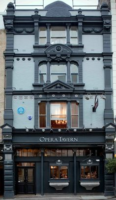 Opera Tavern is a beautiful two-storey bar and restaurant in the heart of theatre land. Located on Catherine Street we are opposite the Drury Lane Theatre, seconds from the Opera House, a stone's throw from The Strand and a lovely walk across Waterloo Bridge from the South Bank. We specialise in Italian and Spanish influenced tapas and have a charcoal grill on the ground floor where we cook up all manner of tasty meaty treats including our very popular mini Ibérico pork and foie gras burger.