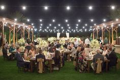 A Real Classic Event: Four Seasons Rustic Wedding