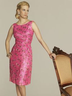 'Mad Men' Star January Jones Discusses Betty's Season 5 Return (Video) |  Hollywood Reporter