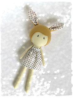 """The Home of My Teeny-Tiny Dolls® - 11"""" Handmade Fashion Dolls"""