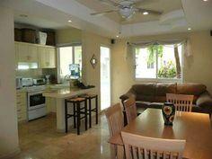 Se vende departamento de 1 recámara en Playa del Carmen, cerca de Parque La Ceiba. Con alberca común y jardines. Solo $84,900 USD