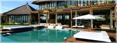 Villa Shalimar Bali - 3 villas 24 guests - $2,975 per night