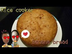 Rice Cooker Cheesecake I'm not a good baker and will probably never be a good one. Baking requires exact measurements and I'm more of a taste as you go, a pi. Rice Cooker Cheesecake, Rice Cooker Cake, Rice Cooker Recipes, Rice Recipes, Sweet Recipes, Mousse, Easy Banana Bread, Pudding Desserts, Bread And Pastries