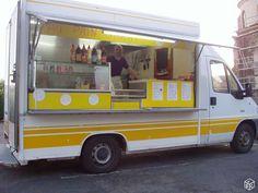 Camion snack jumper VASP 1997