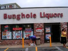I was wondering how long it would be before this liquor store in Peabody, MA made the internet.  |  Funny Signs