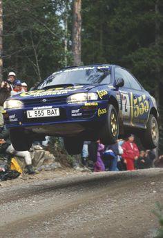 Subaru Impreza やっぱカッコいいね