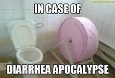 funny apocalypse bathroom pictures - Dump A Day The Funny, Funny Jokes, Hilarious, Funny Stuff, Funny Things, Funny Man, Stupid Stuff, Crazy Funny, Hilarious Pictures