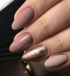 Simple Nail Art Designs That You Can Do Yourself – Your Beautiful Nails Neutral Nails, Nude Nails, Matte Nails, Neutral Colors, Perfect Nails, Gorgeous Nails, Pretty Nails, Hair And Nails, Colorful Nails