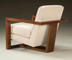 Thayer Coggin Roger Lounge Chair No. 1183 from Schreiter's