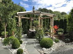 Great tips and inspiration from the owners of Norway's 4 most beautiful outdoor spaces – Francisca's Beautiful World - Modern Summer Bulbs, Path Ideas, Bamboo Garden, Outdoor Spaces, Outdoor Decor, Backyard, Patio, Dream Home Design, Amazing Flowers