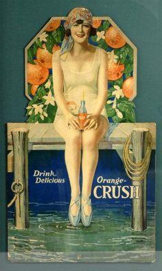 Delicious Orange Crush