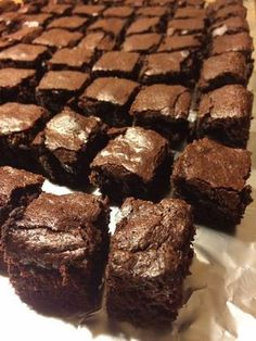 Low Carb Keto Brownies #lowcarb #keto #dessert