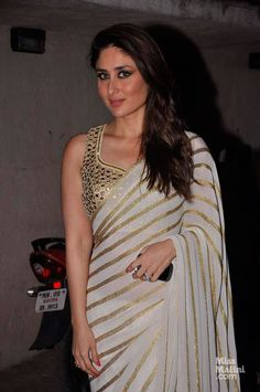 Kareena Kapoor Khan in gorgeous saree
