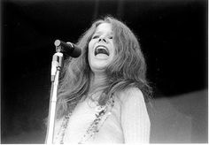 JANIS JOPLIN lead singer for Big Brother and the holding company. Their breakout performance at Monterey Pop Music Festival