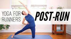 Yoga For Runners: 7 MIN POST-RUN | Yoga With Adriene - YouTube