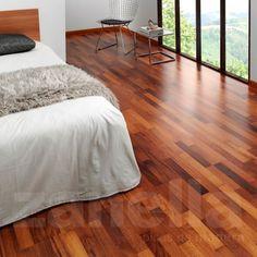 Bedroom Floor Tiles, Bedroom Flooring, Home Decor Furniture, Home Decor Bedroom, Design Bedroom, Mahogany Flooring, Wood Floor Design, Minimal House Design, Affordable House Plans