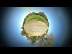 Street View Stereographic animation
