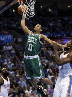 Bradley going in for the dunk, gives [facepalm] new meaning........ does anyone know y he aint in the games yet