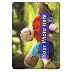 New iPad AIR Case, Personalized PHOTO iPad Covers.  iPhone, iPad, Laptop Cases for PC and MAC Cases with YOUR PHOTOS and or TEXT.  Not only protect your devices but show off YOUR PHOTOS and TEXT http://www.zazzle.com/littlelindapinda/gifts?cg=196221416973479736&rf=238147997806552929*/   ALL of Little Linda Pinda Designs CLICK HERE: http://www.Zazzle.com/LittleLindaPinda*/