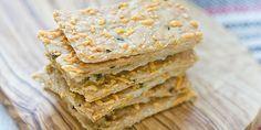 Jalapeno Cheddar Crackers Recipe