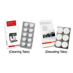 Miele Coffee Machine Cleaning Tablets (10pk) Descaling Tablets (6pk) >>> This is an Amazon Affiliate link. For more information, visit image link.