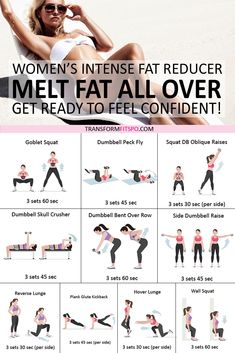 How to loose weight in a week 10 pounds. Workout plan to Melt fat all over. Fat reducer workout plan - How to loose weight in a week 10 pounds. Workout plan to Melt fat all over. Weight Loss Plans, Weight Loss Tips, Fitness Motivation, Fitness Goals, Fitness Tips, Fitness Journal, Fitness Quotes, Yoga Fitness, Shape Fitness